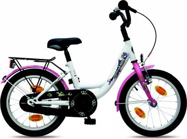 Golden Lion Girls 16 inch kinderfiets