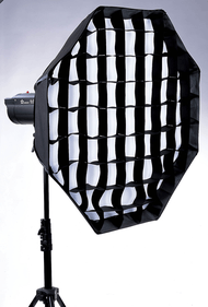 Linkstar Softbox Honingraat Octagon