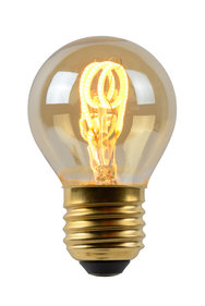 Lucide - LED Bulb - Filament lamp - 49045/03
