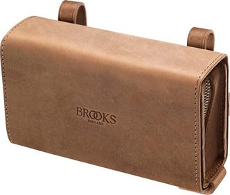 Brooks D-shaped Satteltasche