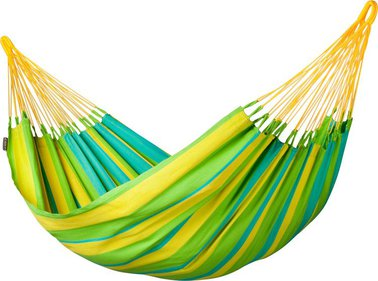 La Siesta Sonrisa single hammock