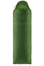SLEEPINGBAG LIGHTECH SSQ 950 IVVS LEFT green