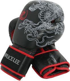 Bruce Lee Dragon Deluxe boxerské rukavice