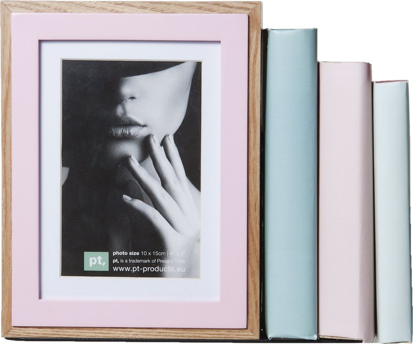 PT Book End & Photo Frame