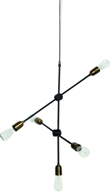 House Doctor Molecular large hanglamp