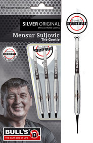 Bull's Mensur Suljovic Team Player soft dartpijlen