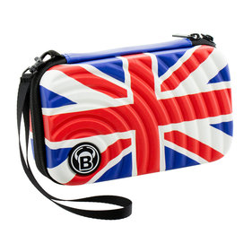 Bull's Orbis XL Union Jack dartcase