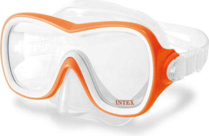 Intex Wave Rider duikbril - Oranje