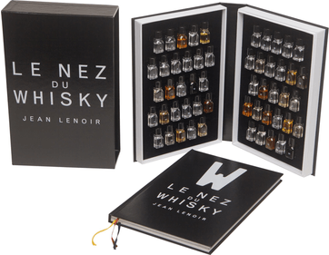 Le Nez du Whiskey J. Lenoir Fragrance Box Whisky