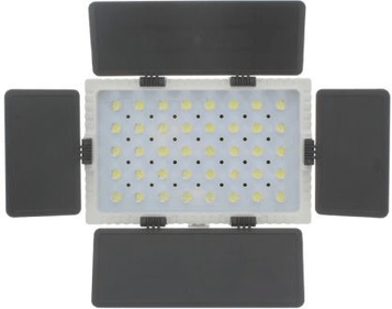 Linkstar LED-Lampen-Set VD-405V-K2 + Akku
