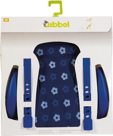 Qibbel Stylingset Luxe Achterzitje Royal Blue