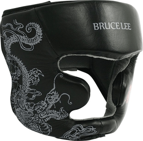 Bruce Lee Dragon Deluxe head guard