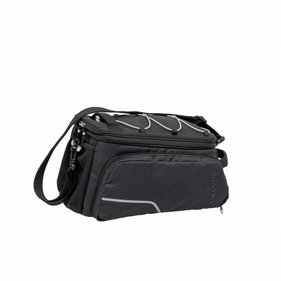 New Looxs Sports Trunkbag MIK bagagedragertas - 31 liter – zwart