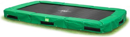 Exit InTerra Rectangular 214×366 trampoline