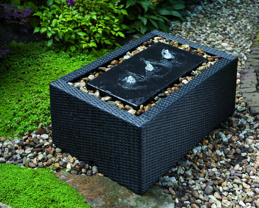 Ubbink DecoWall Wicker V
