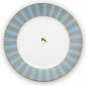 Pip Studio Love Birds 26,5 cm bord
