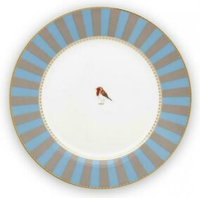 Pip Studio Love Birds 21 cm bord