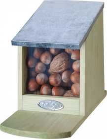 Esschert Design squirrel feeding house WA09
