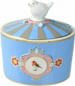 Pip Studio Love Birds Medallion 300 ml suikerpot