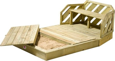 Plum Premium Sand Pit and Bench