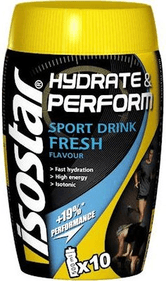 Isostar Fresh powder