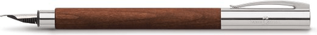 Faber-Castell Ambition pear wood fountain pen