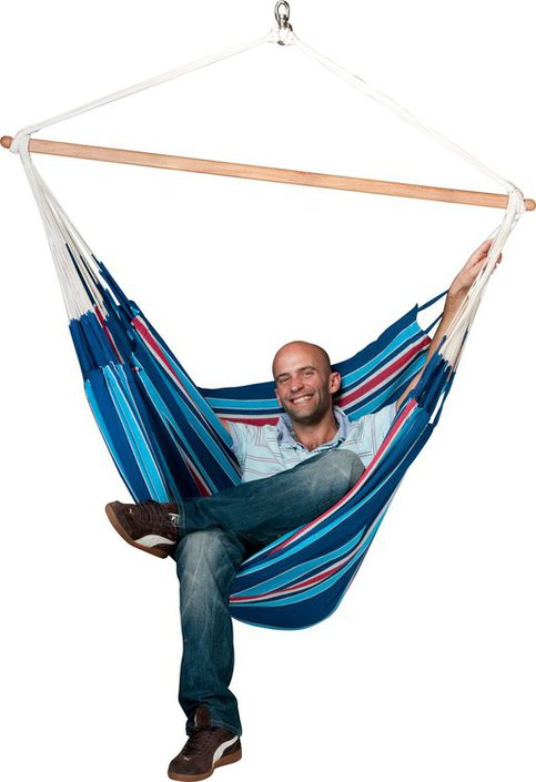 La Siesta Currambera Lounger Family hammock chair