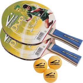 Cornilleau bordtennis set