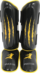 Bruce Lee Signature shin guard