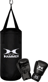 Hammer Boxing Fit Junior boxningsset
