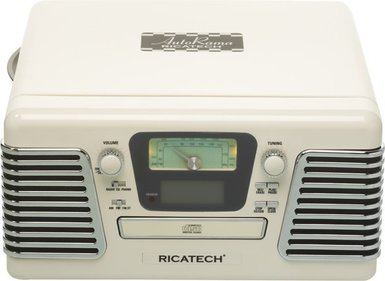 Ricatech RMC100 5 in 1 Music Center