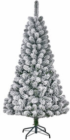 Black Box Millington kunstkerstboom groen frosted 120 cm
