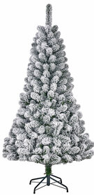 Black Box Millington kunstkerstboom groen frosted 155 cm