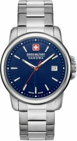 Swiss Military Hanowa Swiss Recruit II 06-5230.7.04.003 - Herenhorloge