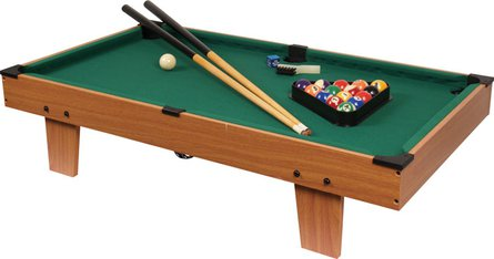 Buffalo Mini pooltafel Explorer