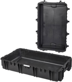 Adventurer Cases 10840 Koffer Schwarz