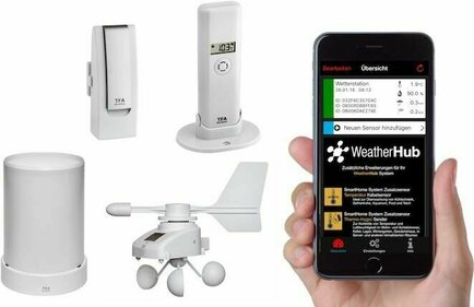 TFA Digital Weather Station