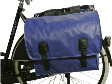 Beck double bicycle bag
