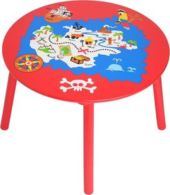 La Chaise Longue Little Pirates kindertafeltje