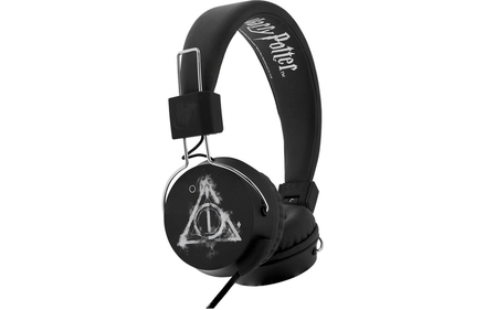 OTL Harry Potter Smoky Deathly Hallows - kinderkoptelefoon
