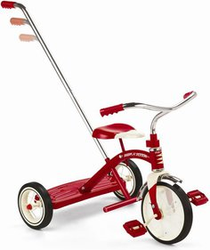 Radio Flyer Classic Red driewieler