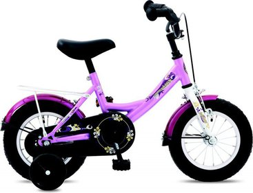 Golden Lion Girls 12 inch kinderfiets