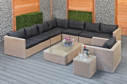Gardexo Furore wicker loungeset