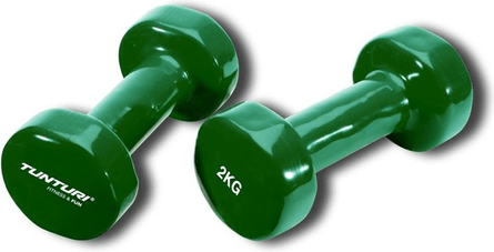 Bremshey Vinyl Dumbbells Weights
