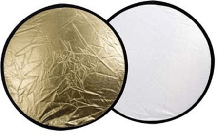 Falcon Eyes Reflectiescherm CFR-22GS Goud/Zilver