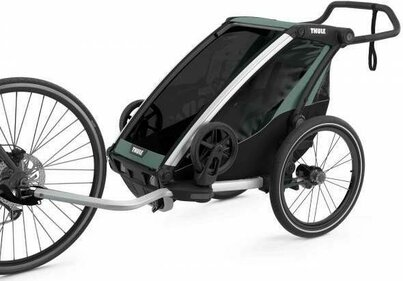 Thule Chariot Lite 1 Agave cykeltrailer