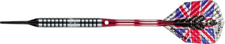 Harrows Bristow Style B softtip dartpijlenset