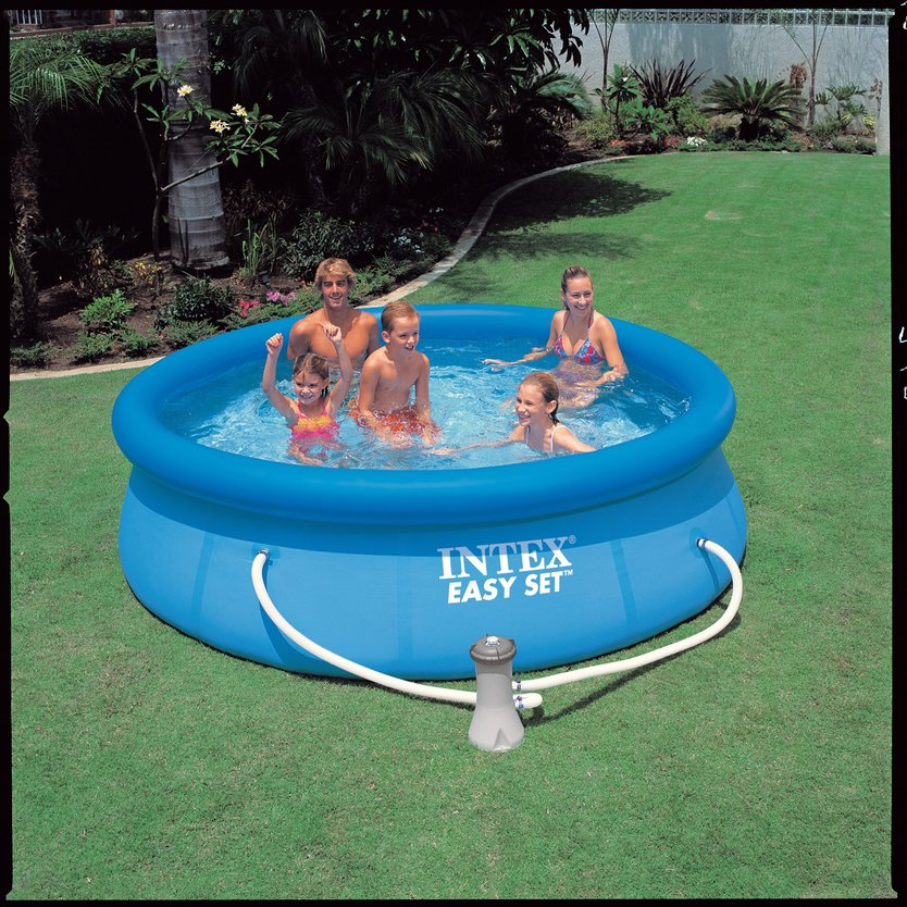 Intex Easy Set Pool 305 opblaaszwembad