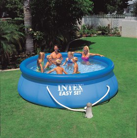 Intex Easy Set Pool 366 opblaaszwembad