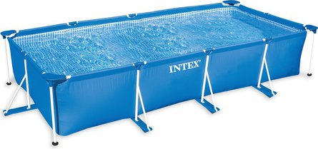 Intex Family Frame Pool 220×150 zwembad